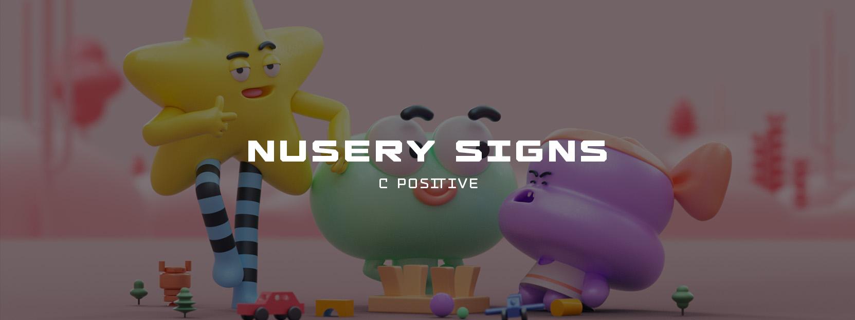 Nursery Signs